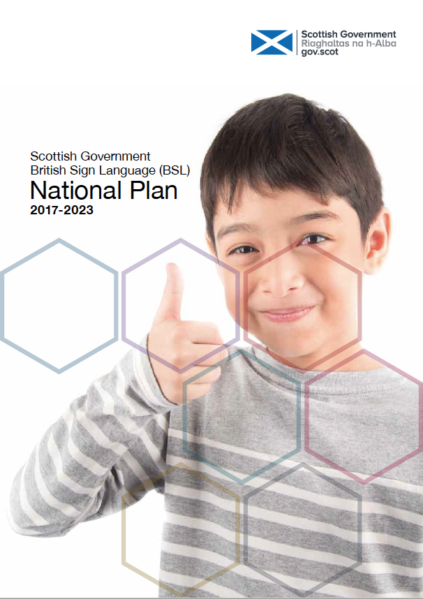 cover of BSL Plan